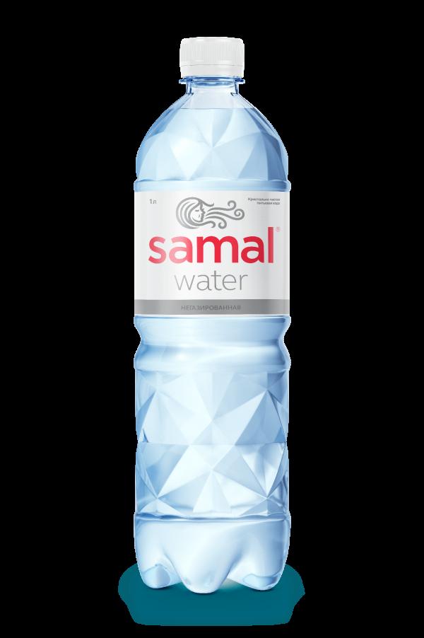 Вода Samal 1 л Негазированная
