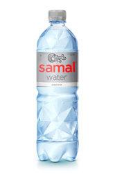 Вода Samal 1 л Газированная