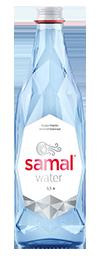 Вода Samal 0,5 л  Негазированная