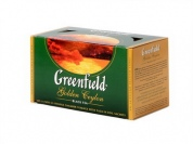 Чай Greenfield Golden Ceylon black tea