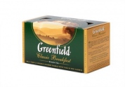Чай Greenfield Classic Breakfast black tea