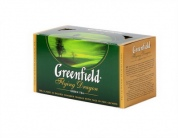 Чай Greenfield Flying Dragon green tea