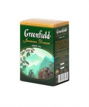 Чай Greenfield Jasmine Dream, green tea