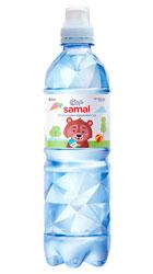 Вода Samal 0,5 л Детская  Негазированная